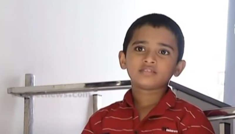 8 year olds complaint became big talk in Kerala