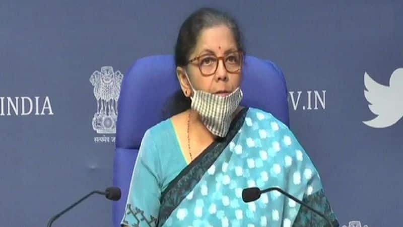 covid 19 package more announcement  Nirmala Sitharaman's press conference