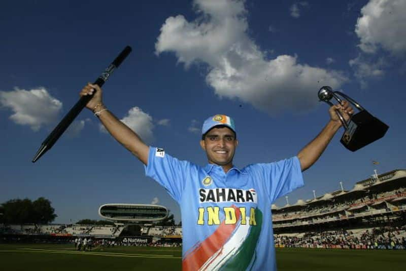 Former India captain Sourav Ganguly gave tips to be a successful captain