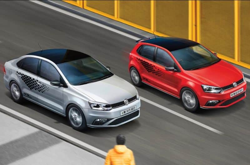 Limited edition Volkswagen Polo TSI And Vento TSI launched