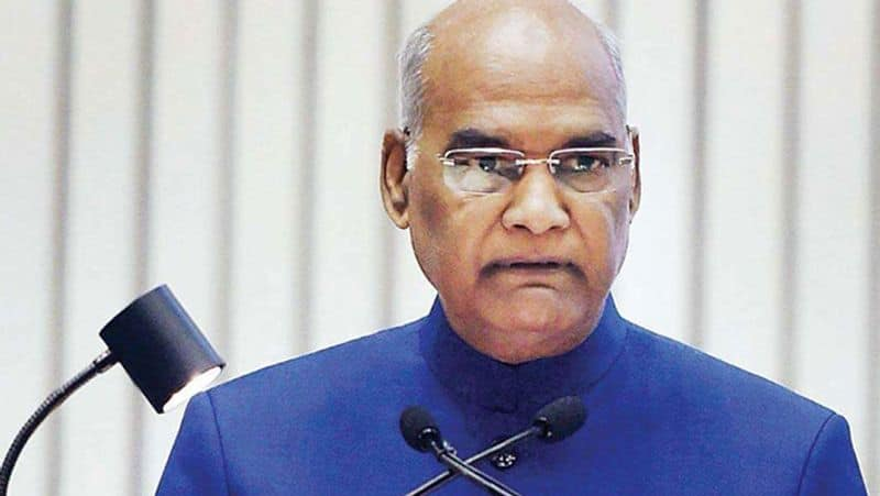 President Ram Nath Kovind will undergo a bypass surgery on March 30 ckm