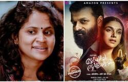 <p>Vidhu Vincent and Jayasurya</p>