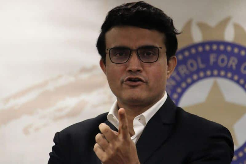 David Gower predicts Sourav Ganguly may lead ICC in future