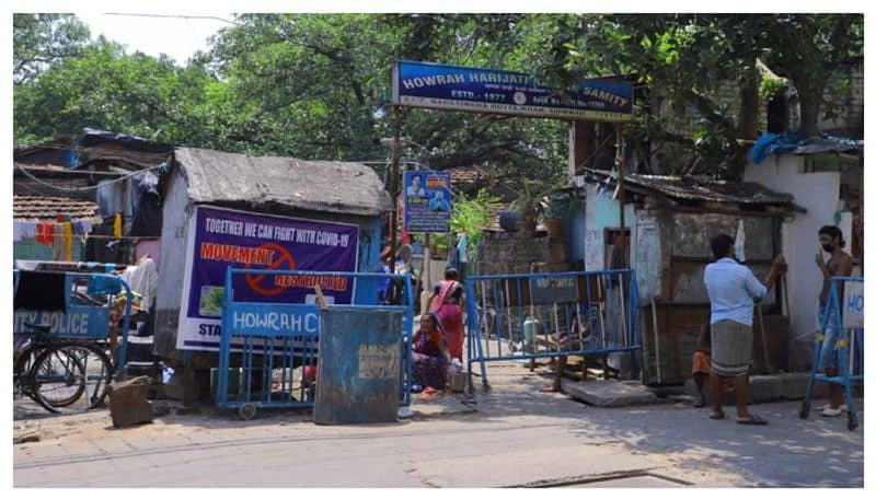 42 new Covid 19 cases in Howrah district slum area of West Bengal