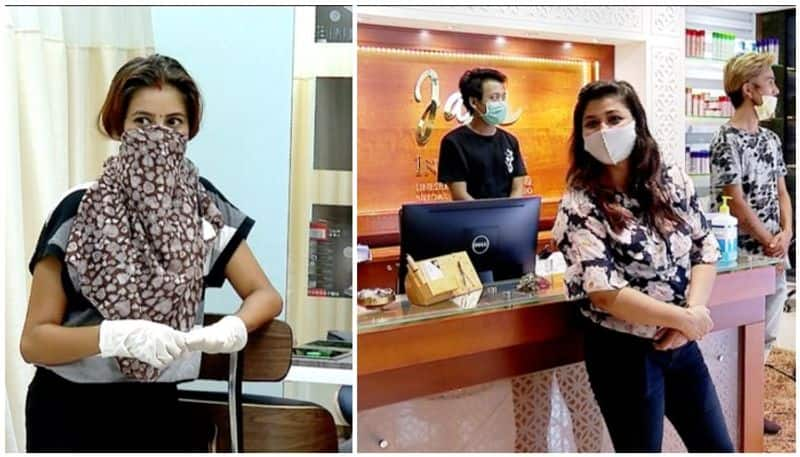 lockdown beautyparlour and saloon workers in crisis