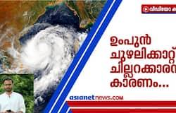 <p>how umpun cyclone affect kerala</p>