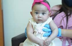 <p>4 month old baby covid recovery</p>
