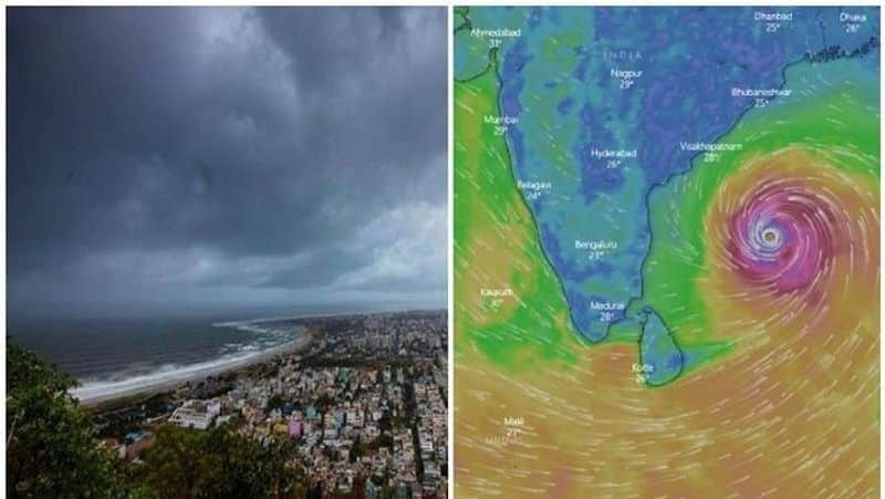 high alert due to amphan super cyclone