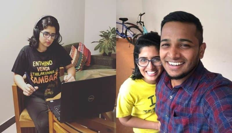 director basil joseph posted a troll video about his wife