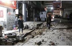 <p>Earthquake In Southwest China</p>