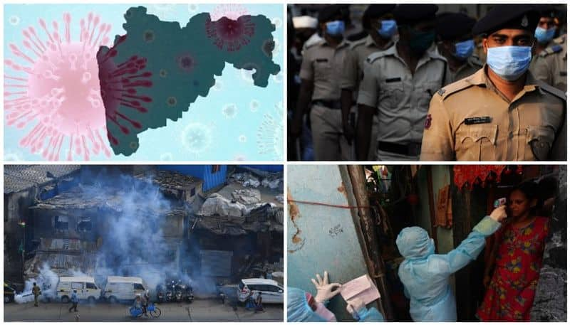 19 maharashtra becomes a red zone in disease spread as india crosses 1 lakh patients mark