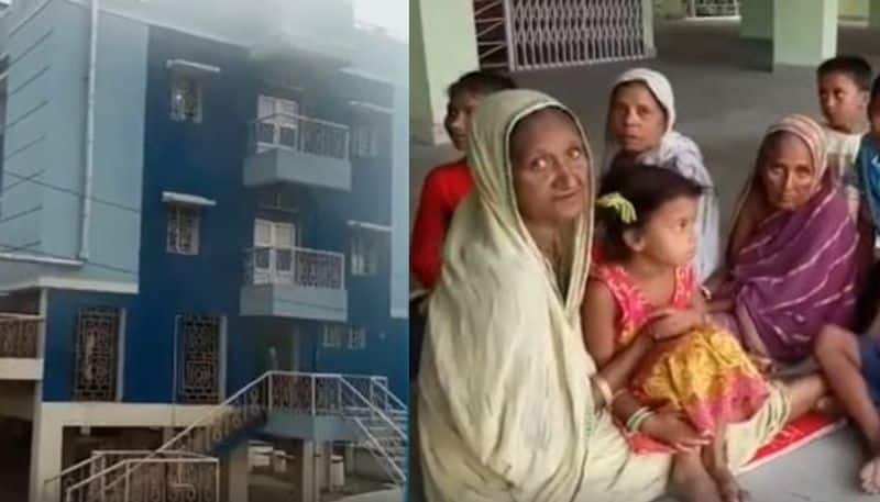 Rain starts in Digha as effects of Cyclone Amphan
