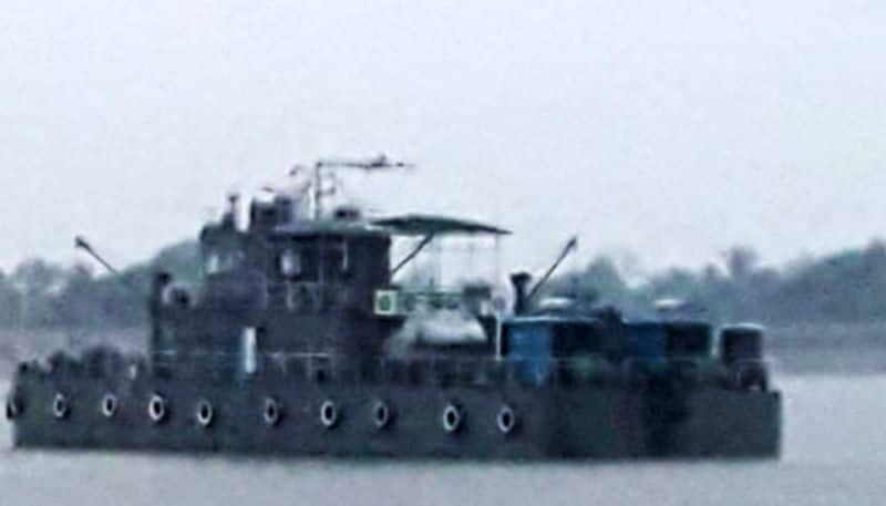 Cyclone Amphan, BSF moves ships, patrol boats to safe lication in Sunderbans