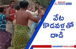 Disputes between BJP, YCP party workers at ByReddy villege, two severely injured