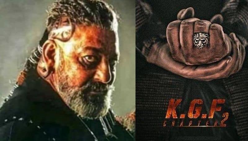 Kannada sanjay dutt to enter kgf 2 set in November vcs