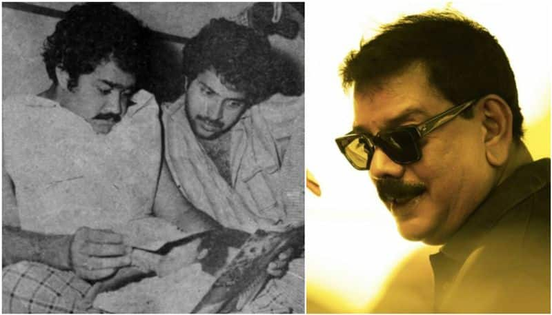priyadarshan shares his memory about mohanlal in their initial years in cinema