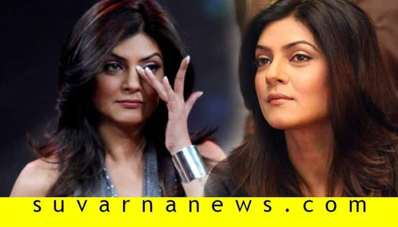 Sushmita sen says how she survived nepotism in Bollywood