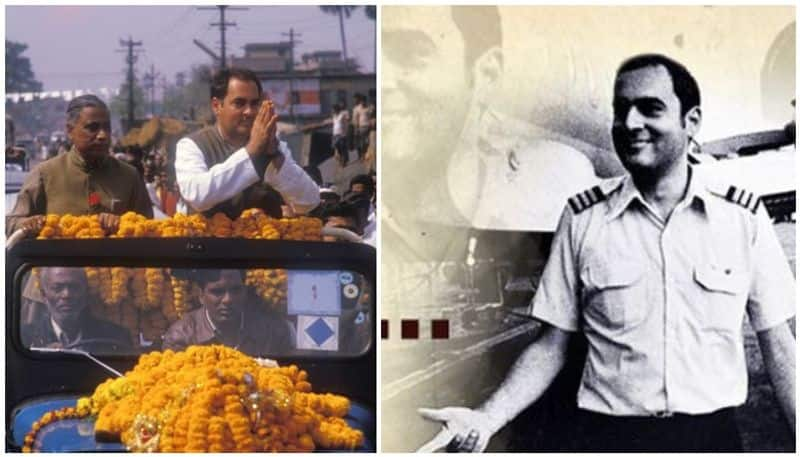 29th death anniversary of Rajiv gandhi and his assassination in the election rally