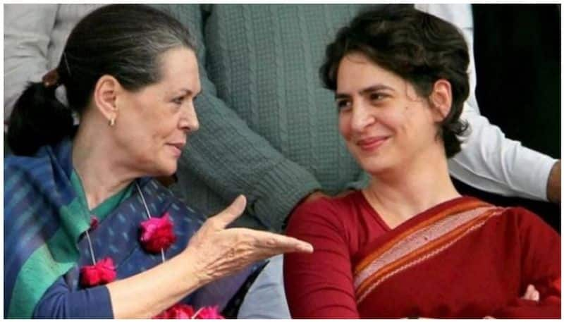 congress bjp fight continues on fir against sonia gandhi