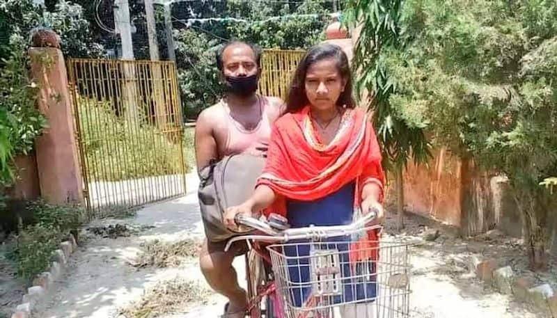 Ivanka Trump awed at 15-yr-old Jyoti cycling her injured father from Haryana to Bihar amid lockdown