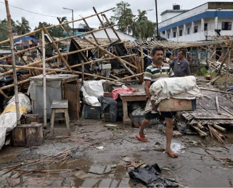 Mamata Banerjee thanks President Ram Nath Kovind for conveying support amid cyclone Amphan crisis