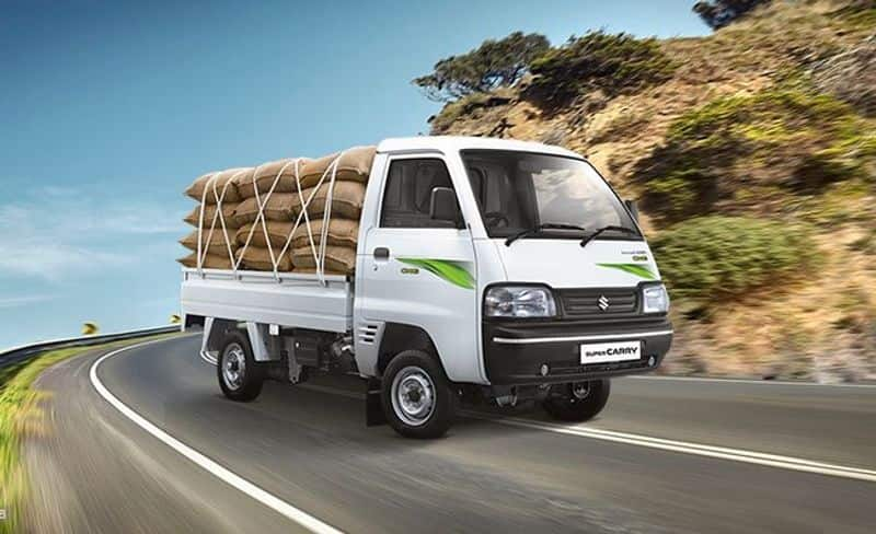 Maruti Suzuki Super Carry S-CNG BS6 launched in India