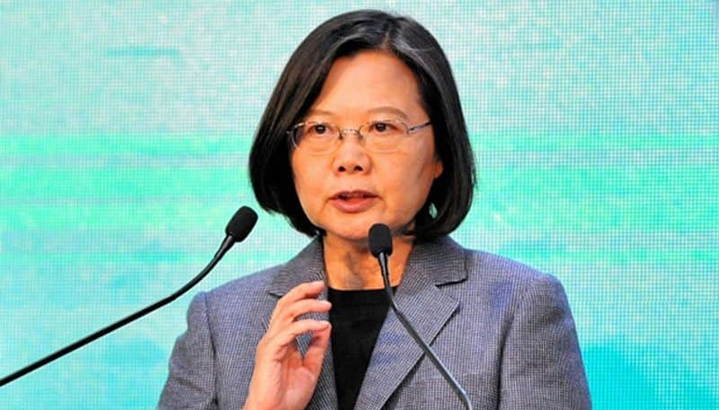 BJP MPs attend swearing-in of Taiwan President Tsai Ing-wen as China feels the jitters