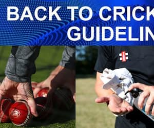 coronavirus former players want review icc back to cricket guidelines