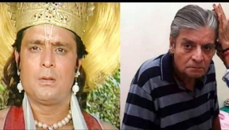 Mahabharat actor Satish Kaul struggles with financial situation