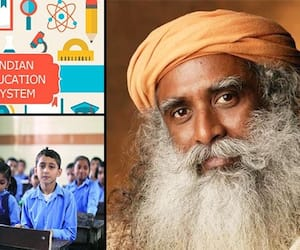 Education as inspiration, innovation and insight is the only way to explore human genius: Sadhguru