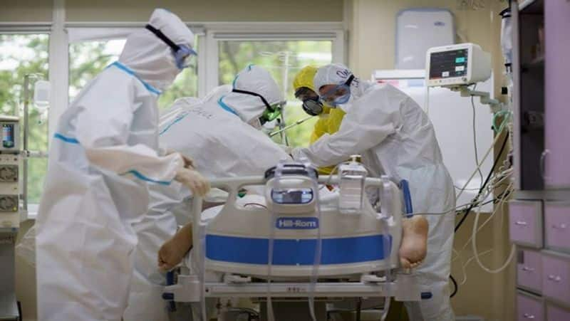 Covid 19 positive cases near 55 lakh in world