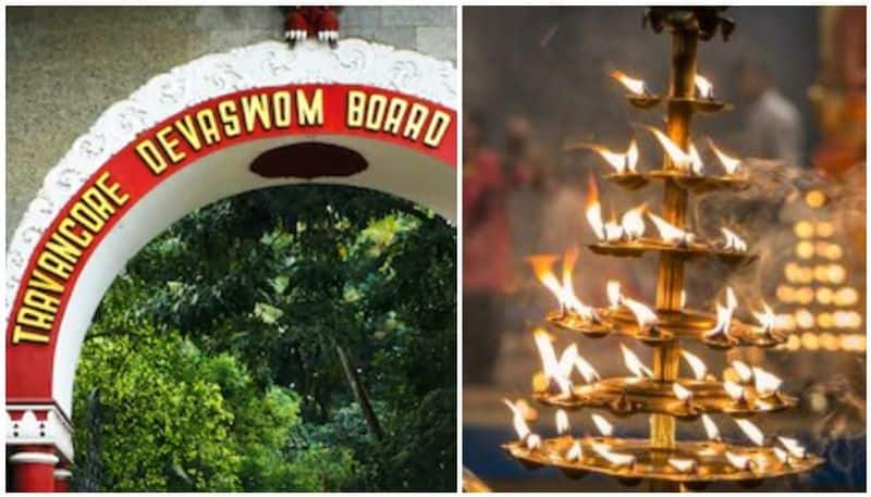 covid 19 lockdown travancore devaswom board to sell extra things stored in temples