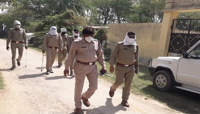 UP cops solve case of headless  armless lady Body