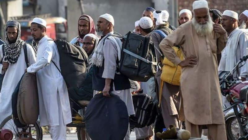 2550 foreign Tablighi s banned for 10 years from entering India