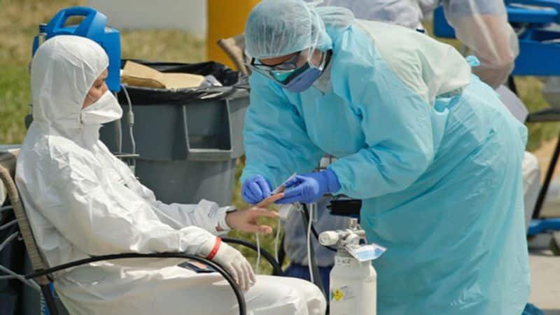 Two people tested corona positive in purulia