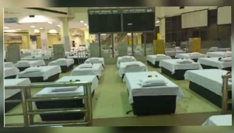 State govt turned a terminal of Kolkata Airport into a Quarantine center