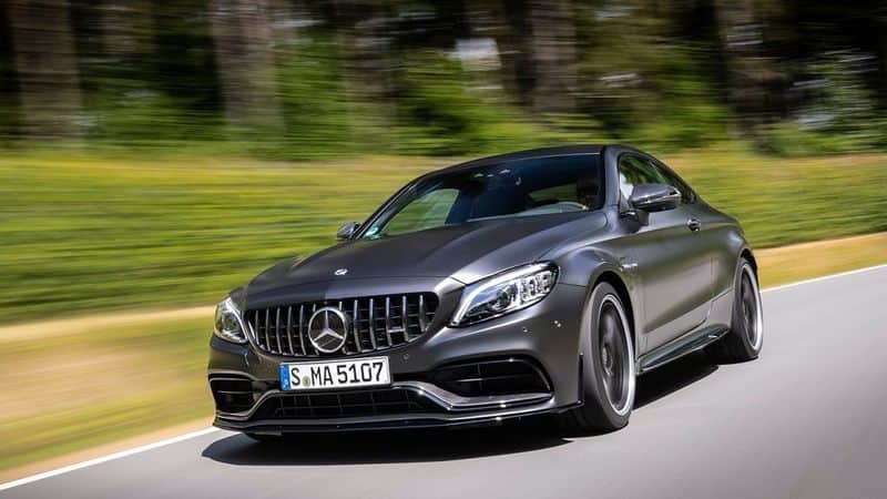 New Mercedes AMG C63 Coupe launched