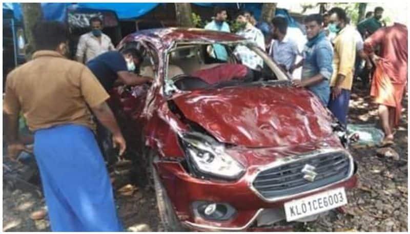 thiruvananthapuram car accident