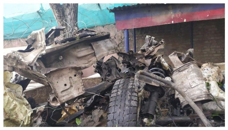 Major vehicle borne IED attack averted by security forces in Pulwama district
