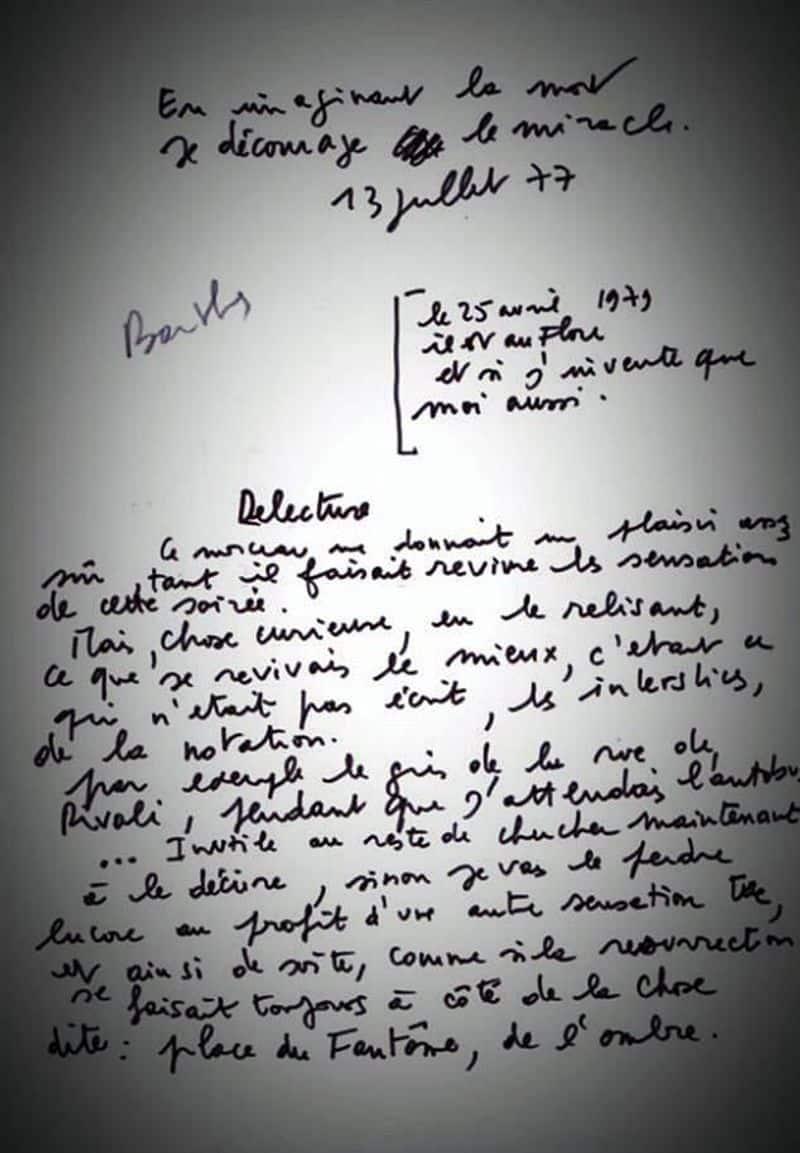 എന്നാല്, 1901 മെയ് 23 -ന് പാരിസ് അറ്റോര്ണി ജനറലിന് ഒരു അജ്ഞാത കത്ത് ലഭിച്ചു. അതിലെ ഉള്ളടക്കം ഇതായിരുന്നു, 'വളരെ ഗുരുതരമായ ഒരു കാര്യം താങ്കളെ അറിയിക്കുന്നതിനാണ് ഈ എഴുത്ത്. മാഡം മോണിയറുടെ വീട്ടില് തടവിലാക്കപ്പെട്ട ഒരു സ്ത്രീയെ കുറിച്ചാണ് ഞാനെഴുതുന്നത്. 'കഴിഞ്ഞ 25 വര്ഷമായി സ്വന്തം മലമൂത്ര വിസര്ജ്ജനത്തില് ഒരു കുപ്പത്തൊട്ടിയിലെന്നപോലെ അവര് കഴിയുകയാണ്.' ആരാണ് ഈ കത്തെഴുതിയതെന്ന് ആര്ക്കും ഇന്നുമറിയില്ല. വേലക്കാരില് ആരെങ്കിലുമാവാം. അല്ലെങ്കില് ബ്ലഞ്ചിനെ തടവിലിട്ട മുറിയില് നിന്നുള്ള ദുര്ഗന്ധമറിഞ്ഞ് അയല്ക്കാരില് ആരെങ്കിലുമാവാം. ഏതോ ഒരു വേലക്കാരിയില് നിന്നുമറിഞ്ഞ് ആ വേലക്കാരിയുടെ കാമുകനെഴുതിയതാവാം എന്നെല്ലാം ആളുകള് പറഞ്ഞു.