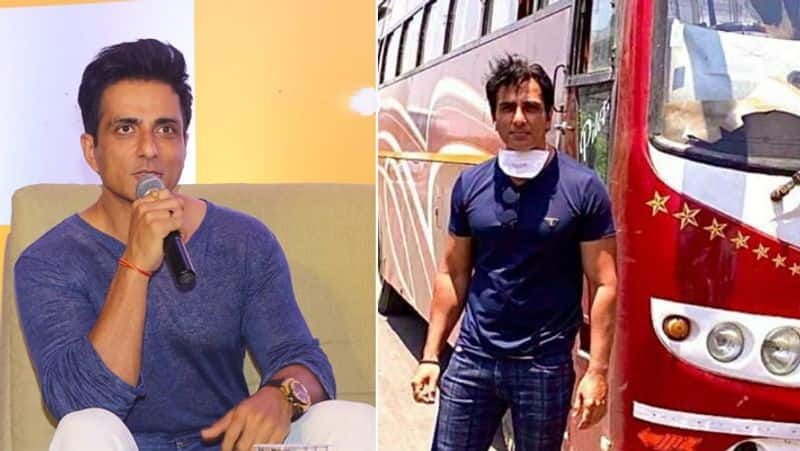Sonu Sood to write book on his experience of helping migrant workers BAD