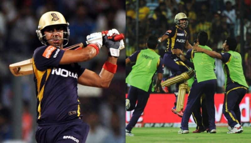 Manoj Tiwary feel insulted for not tagging KKR's first IPL win anniversary tweet