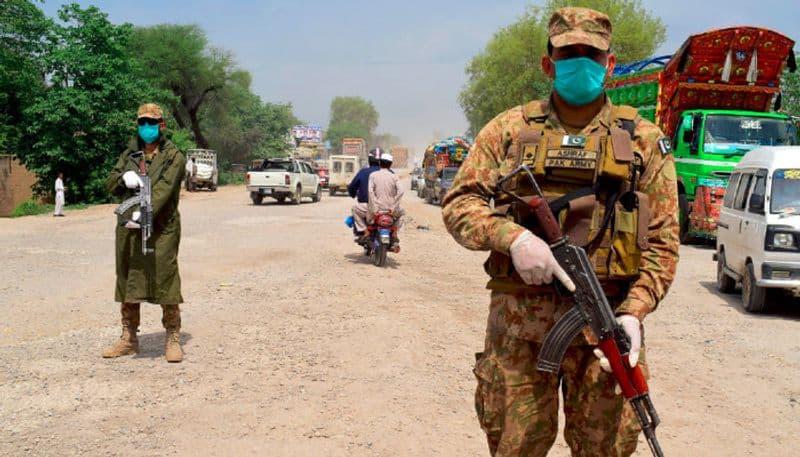 Pakistan using militant-hunting tech to track coronavirus cases