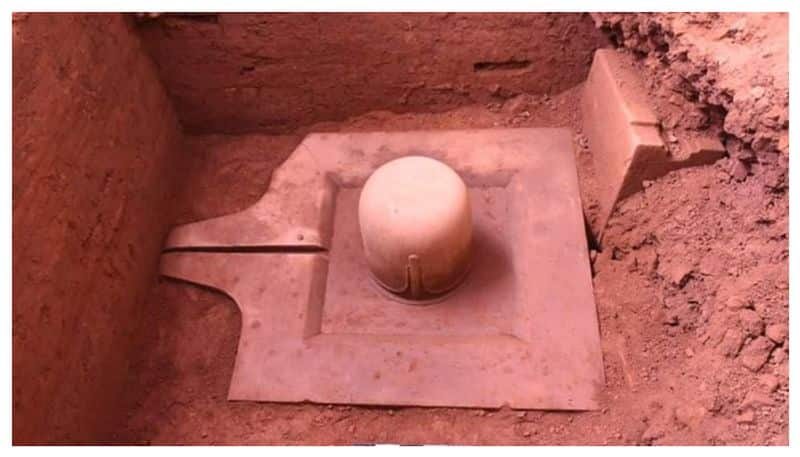 Archeological Survey of India unearths 1100 year old Shiv linga in Vietnam