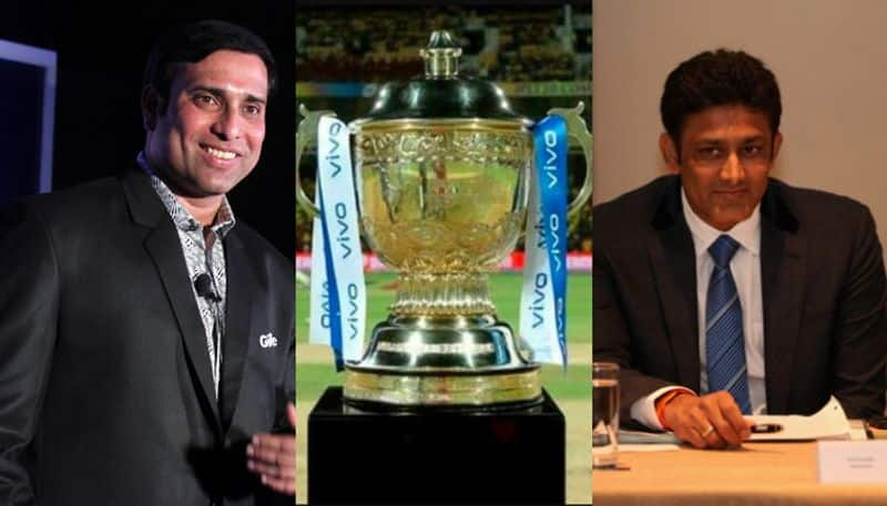 Former Indian cricketers Anil Kumble and VVS Laxman are still optimistic about the IPL
