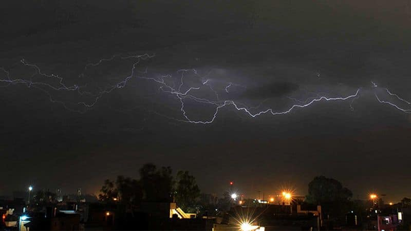 83 people killed in single day in Bihar due to lightning