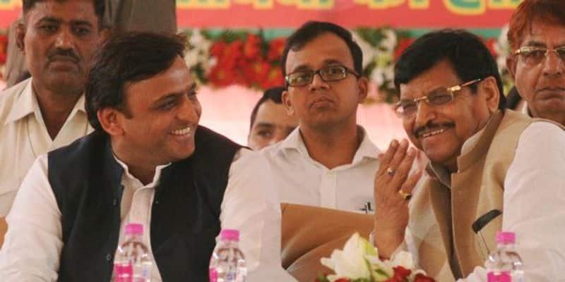 Has Akhilesh written the script of Shivpal's return to SP