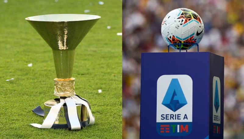 Finally get the permission of government, the Italian Serie A league could start from June 20