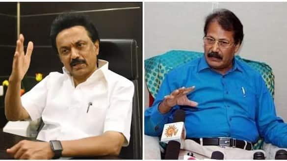 Krishnasamy who wrote a letter to MK Stalin will pay one crore rupees..!