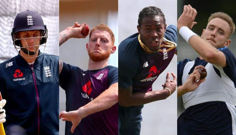 The ECB has prepared a list of 55 cricketers to return to practice